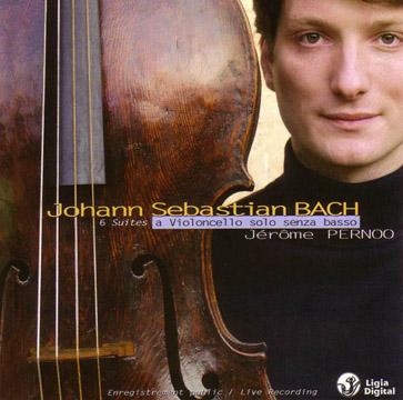 Double CD Suites pour violoncelle