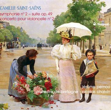 CD 2e Concerto de Saint-Saëns
