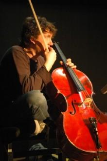 Concert avec Vincent Courtois